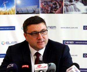 Прес-конференција на д-р Драган Миновски