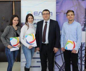 ЕЛЕМ, ЕВН и МЕПСО со нови 8 стипендии за студентите на ФЕИТ