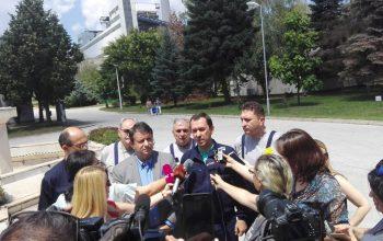 Заменик министерот за животна средина  Јани Макрадули во посета на РЕК Битола