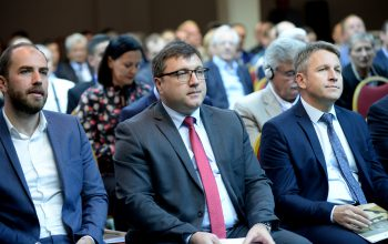"""Обраќање на д-р Драган Миновски на отворањето на научниот симпозиум """"Енергетика 2018"""" во организација на ЗЕМАК"""