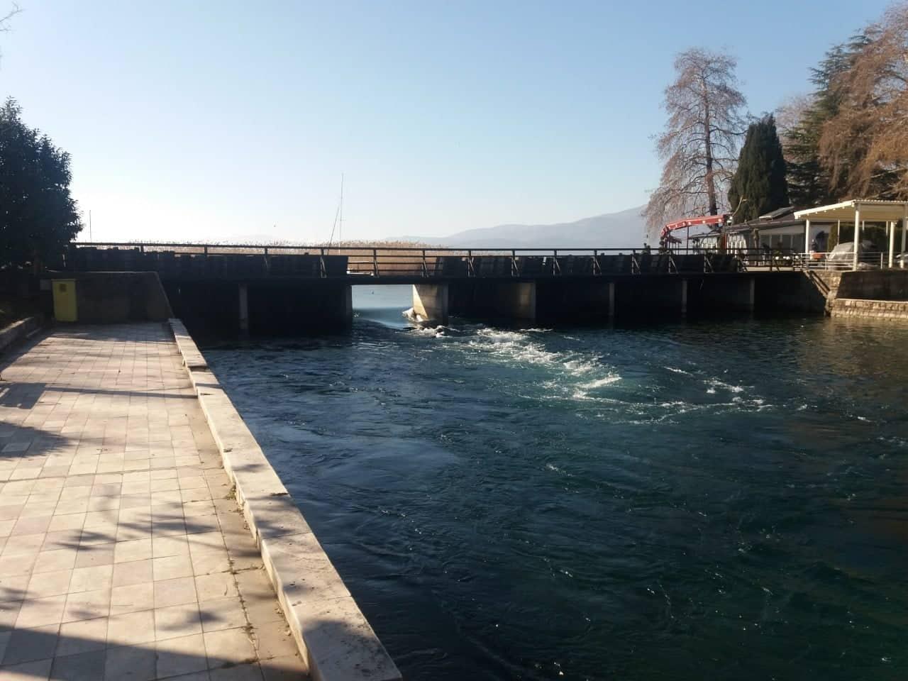 Саниран регулацискиот мост во Струга, ЕЛЕМ најавува темелна реконструкција