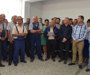 Денот на рударите одбележан во РЕК Осломеј