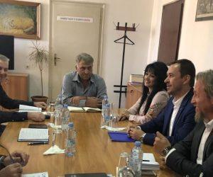 Средба Ковачевски-Дехари: заедничко вложување во инфраструктурен развој на југозападниот регион