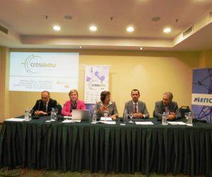 """Ковачевски на """"Кросбоу"""": На АД ЕСМ му е од клучно значење да има мрежа која ќе може да ја прифати електричната енергија од обновливите извори"""