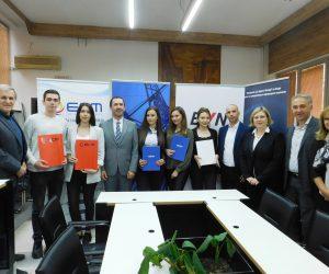Нови шест стипендисти на ЕСМ, ЕВН И МЕПСО